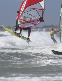 Windsurf Tuition