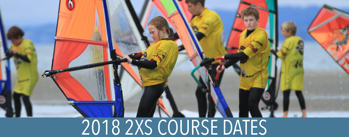 2018 2xs course dates